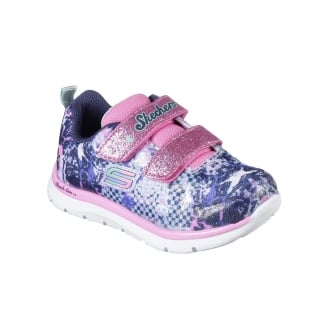 Infant Girls Skech-Lite