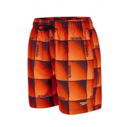 "Boys Boombastic Printed Leisure 15"" Watershort"