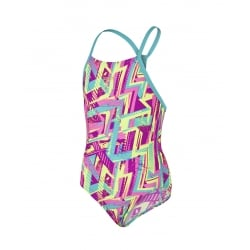 Girls Carnival Camo All-Over Rippleback
