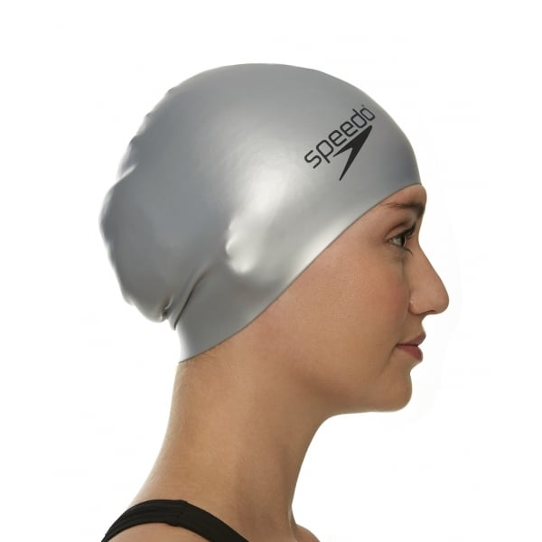 Speedo Long Hair Swim Cap