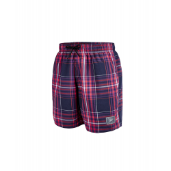 "Mens Check Leisure 18"" Watershort"