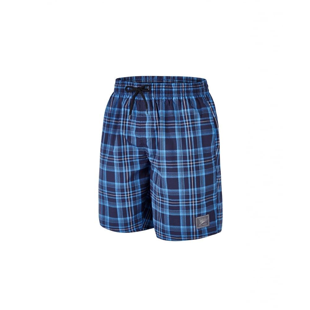 d22fcbcfe6 Speedo Mens Line Check Yarn-Dyed Leisure 18