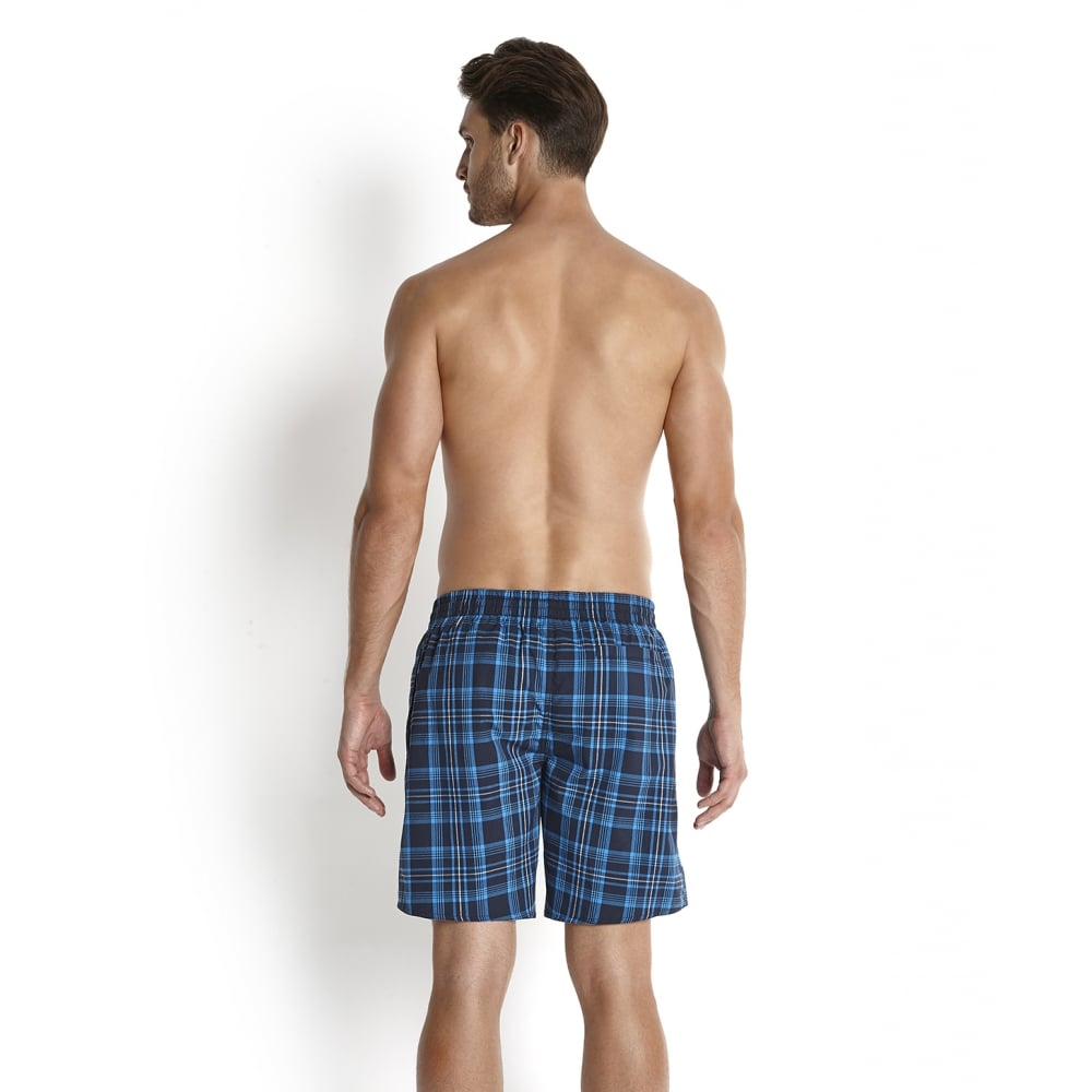 Speedo Mens Line Check Yarn-Dyed Leisure 18 ...