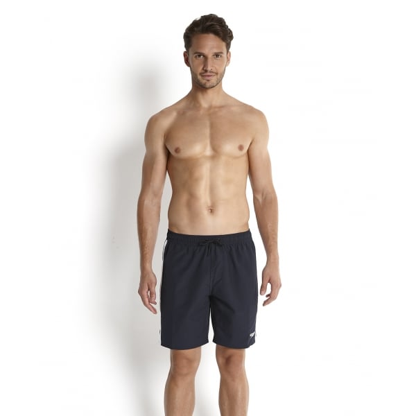 "Speedo Mens Logo Yoke Splice 18"" Watershort"
