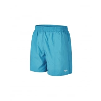 "Mens Solid Leisure 16"" Watershort"