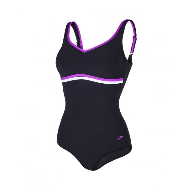 Speedo Sculpture Womens Contourluxe 1 Piece