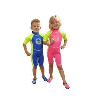 Neon Shorty Wetsuit