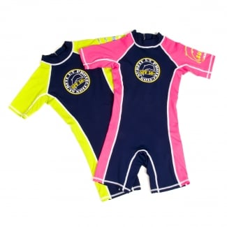 Quick Dry Shorty Sunsuit