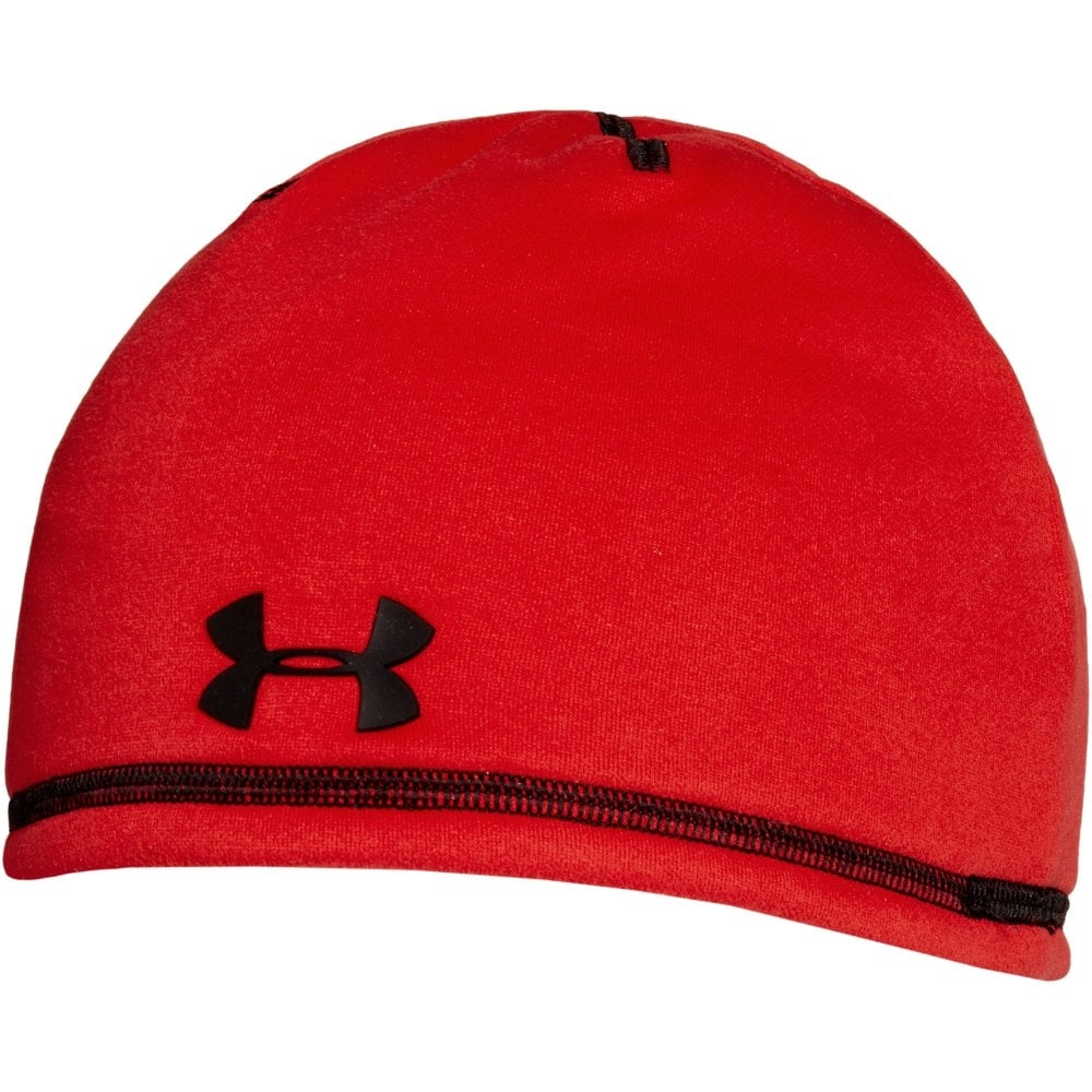 ad430c258fbf2 Under Armour Boys Elements 2.0 Beanie in Red