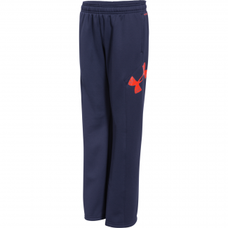 Boys Storm Armour Fleece Big Logo Pant