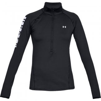 ColdGear Armour Graphic 1/2 Zip Top