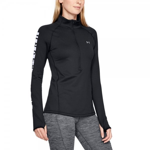 Under Armour ColdGear Armour Graphic 1/2 Zip Top