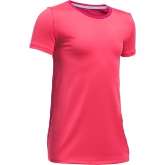 Girls Armour Short Sleeve Tee