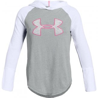 Girls Finale Layer Long Sleeve Hooded Shirt