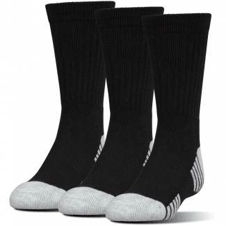 HeatGear Tech Crew Socks 3-Pack