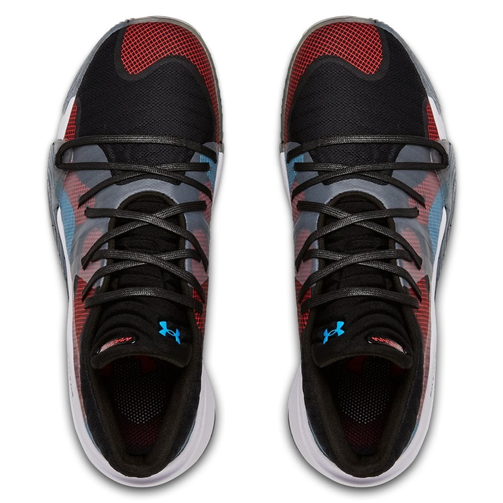 buy popular ef21d c46f7 ... Under Armour Mens Anatomix Spawn Low Basketball Shoes ...