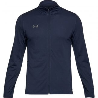 Mens Challenger II Knit Warm-Up Tracksuit Jacket