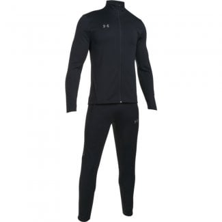 Mens Challenger II Knit Warm-Up Tracksuit