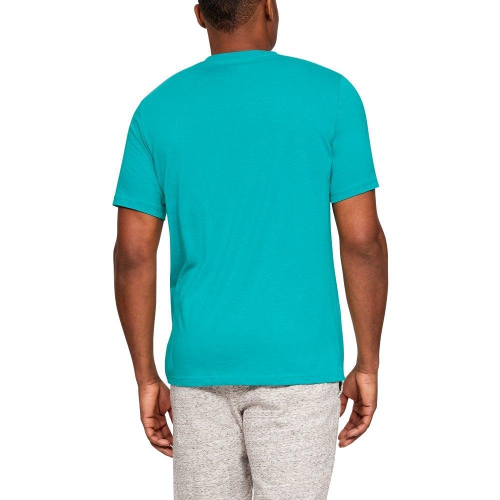 b062a096 Under Armour Mens GL Foundation Short Sleeve T-Shirt - Under Armour ...