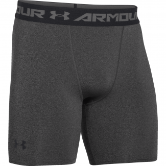 Mens HeatGear Armour Compression Short