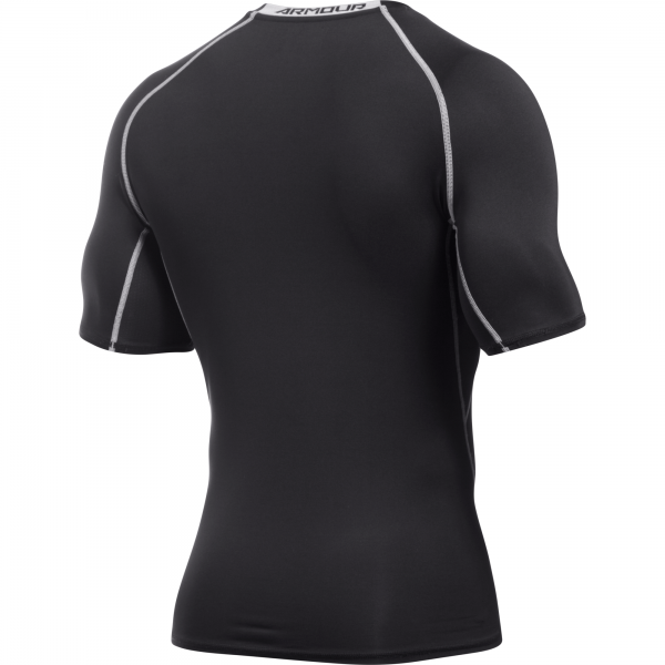 Under Armour Mens HeatGear Armour Compression Shortsleeve Shirt
