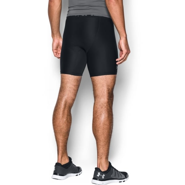 Under Armour Mens HeatGear Armour Mid Compression Short