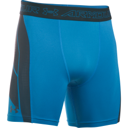 Mens HeatGear Armour Supervent Compression Short