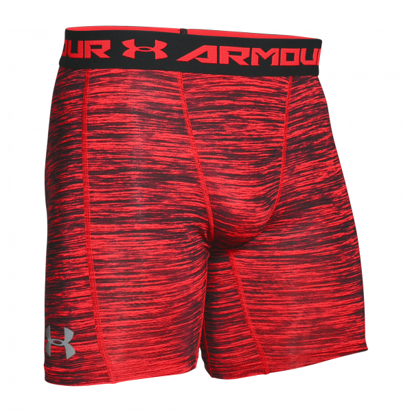 Under Armour Mens HeatGear CoolSwitch Compression Short