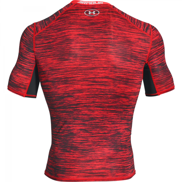 Under Armour Mens HeatGear CoolSwitch Compression Shortsleeve Shirt