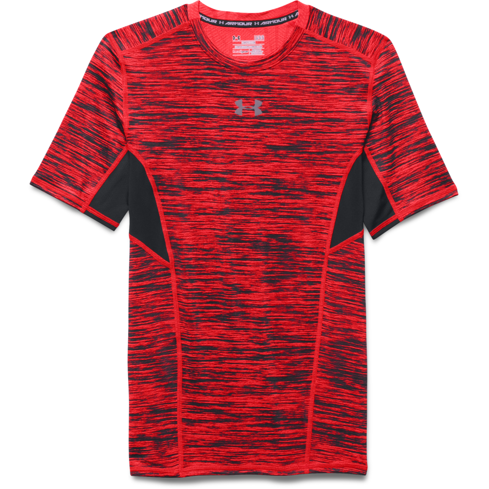 Under armour mens heatgear coolswitch compression for Ua coolswitch compression shirt