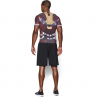Under Armour Mens HeatGear Iron Man Compression Shirt