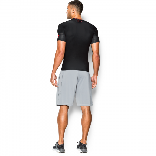 Under Armour Mens HeatGear Vadar Compression Shirt