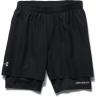 Under Armour Mens Launch Racer 2-in-1 Short