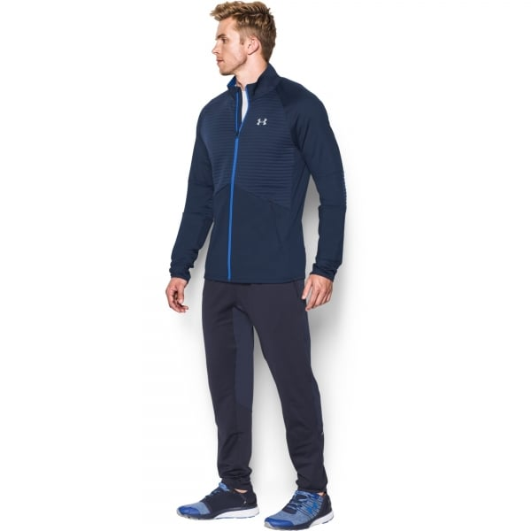 Under Armour Mens NoBreaks ColdGear Infrared Run Jacket