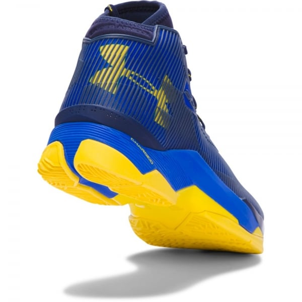 Under Armour Mens SC30 Charged Top Game Basketball Shoe