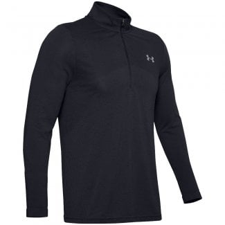 Mens Seamless 1/2 Zip