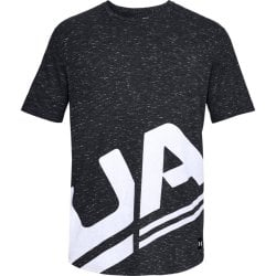 Mens Sportstyle Branded Short Sleeve T-Shirt