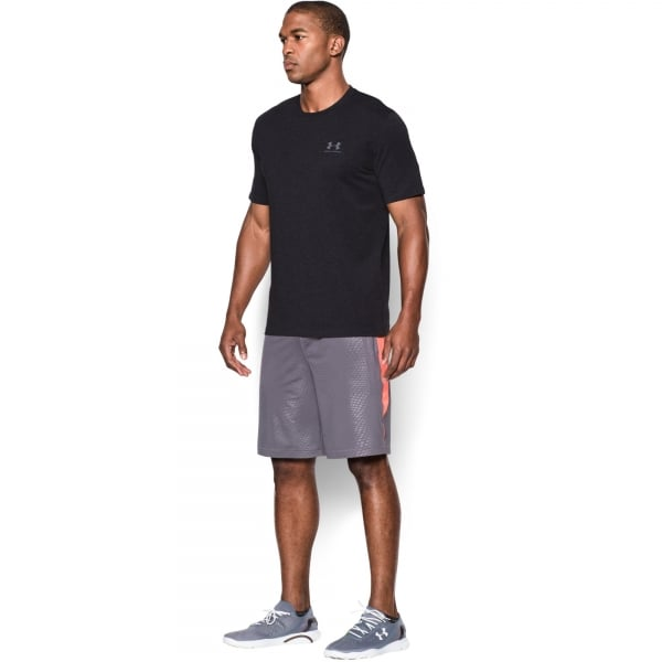 Under Armour Mens Sportstyle Chest Logo T-Shirt
