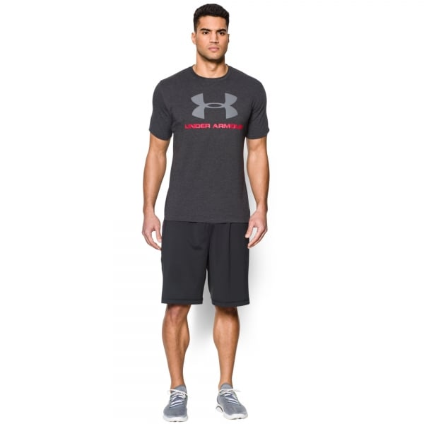 Under Armour Mens Sportstyle Logo T-Shirt