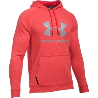 Mens Sportstyle Pull Over Hoody