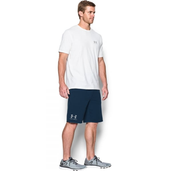 Under Armour Mens Sportstyle Terry Fleece Short
