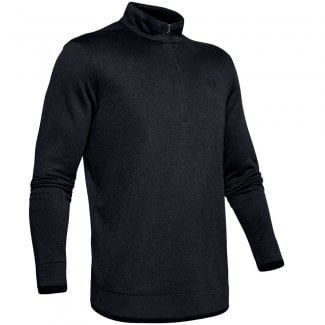 Mens Sweater Fleece 1/2 Zip