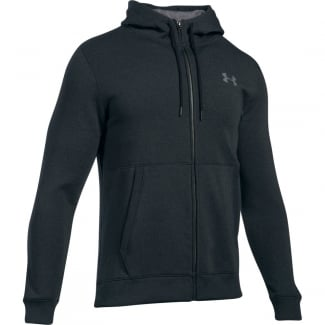 Mens Threadborne Fleece Full Zip Hoodie