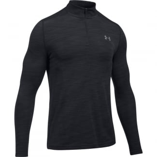 Mens Threadborne Seamless 1/4 Zip