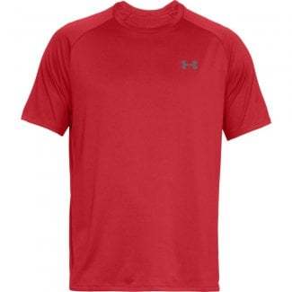 Mens UA Tech 2.0 Short Sleeve T-Shirt