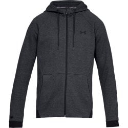 Mens Unstoppable Double Knit Full Zip Hoodie