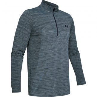 Mens Vanish Seamless 1/2 Zip