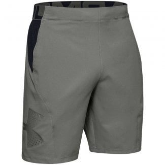 Mens Vanish Woven Graphic Short