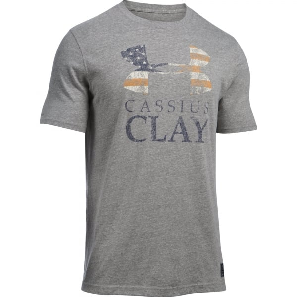 Under Armour Muhammad Ali Mens Cassius Clay Sportstyle Tee