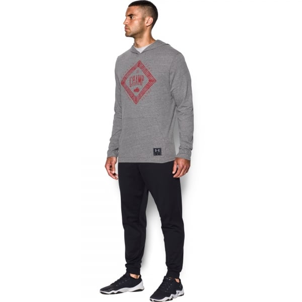 Under Armour Muhammad Ali Mens Cassius Clay Tri-Blend Hoody